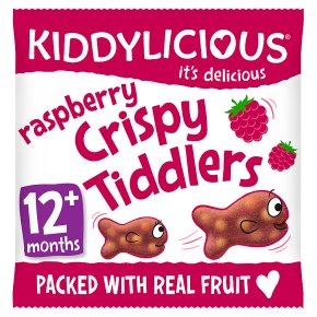 Kiddylicious Raspberry Tiddlers