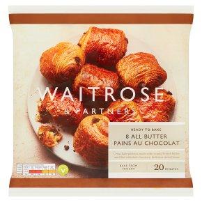 Waitrose 8 Pains au Chocolat