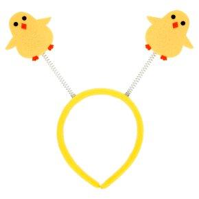 John Lewis Easter Chick Headband