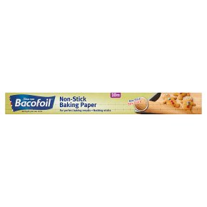 Bacofoil Non-Stick Baking Paper 10m