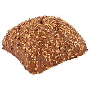 Stonebaked Malted Mixed Seed Roll