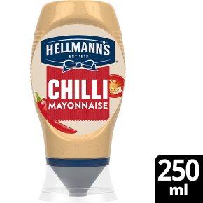 Hellmann's Chilli Mayonnaise