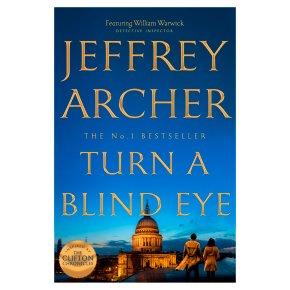 Turn A Blind Eye Jeffrey Archer