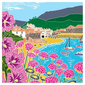 Seaside Habour Card