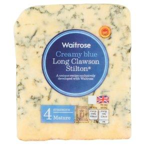 Waitrose Long Clawson Stilton Strength 4