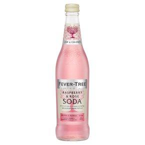 Fever-Tree Raspberry & Rose Soda