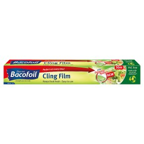 Bacofoil Cling Film PVC Free