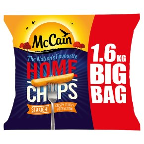 McCain Home Chips Straight
