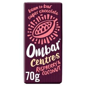 Ombar Centres Raspberry & Coconut