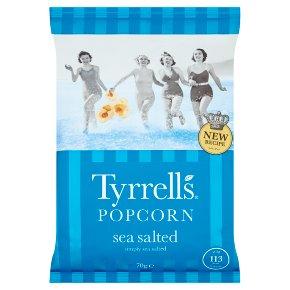 Tyrrells Popcorn Sea Salted