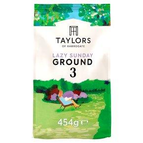 Taylors of Harrogate Lazy Sunday Ground Coffee