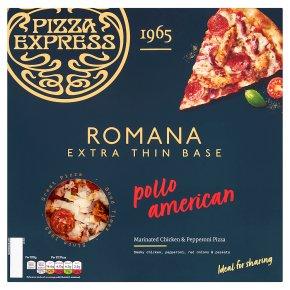 Pizza Express Romana Pollo American