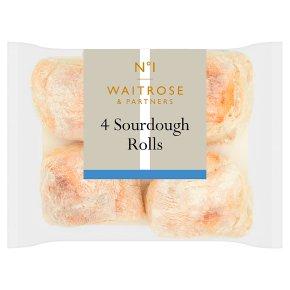 No.1 Sourdough Rolls