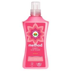 Method Pink Freesia Fabric Softener 45 washes
