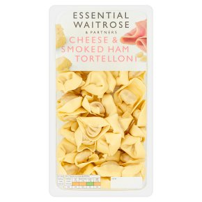 Essential Cheese & Smoked Ham Tortelloni