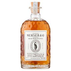 Charles Merser & Co. Double Barrel Rum London