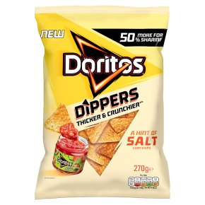 Doritos Lightly Salted