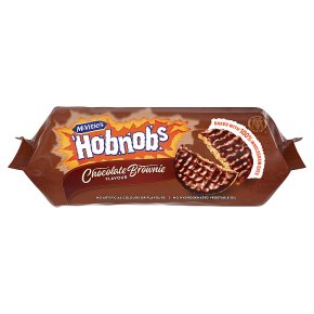 McVitie's Hobnobs Chocolate Brownie