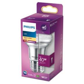 Philips LED Warm White R63 3w E27
