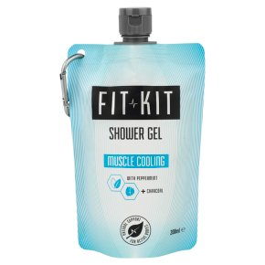 Fit Kit Shower Gel Muscle Cooling
