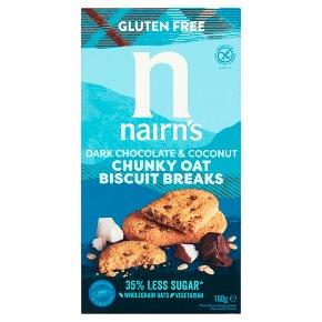 Nairn's Chocolate Biscuit Breaks