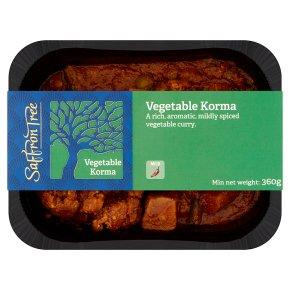 Saffron Tree Vegetable Korma