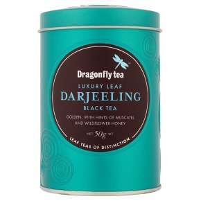 Dragonfly Tea Luxury Leaf Darjeeling Black Tea