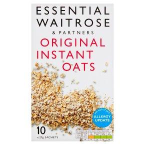Essential Original Instant Oats
