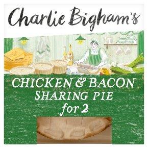 Charlie Bigham's Chicken & Bacon Sharing Pie