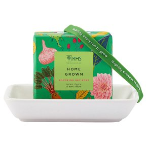 RHS HG Scented Soothing Oat Soap