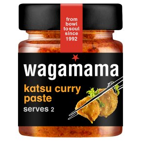 Wagamama Katsu Curry Paste