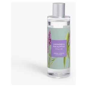 John Lewis Lavender & Eucalyptus Diffuser R