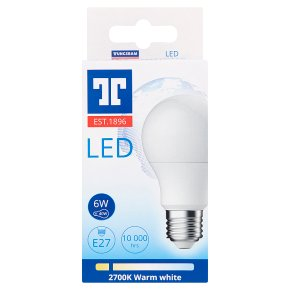 Tungsram LED E27 6w