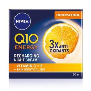 Nivea Q10 Recharge Night Cream