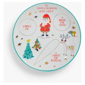 John Lewis Christmas Eve Plate