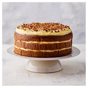 Carrot Triple Layer Cake