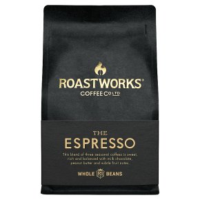 Roastworks The Espresso Whole Beans
