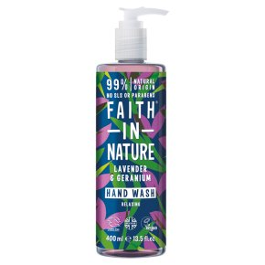 Faith in Nature Lavender Hand Wash