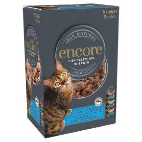 Encore Cat Fish Selection Pouches