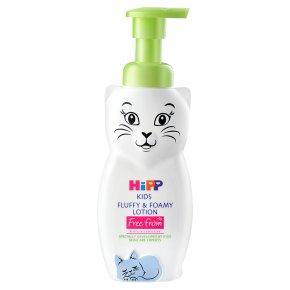 HiPP Kids Fluffy Foamy Lotion