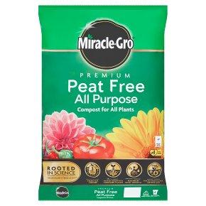 Miracle-Gro Premium Peat Free All Purpose Compost