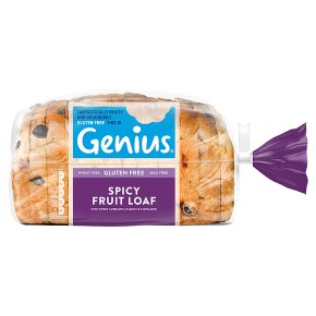 Genius Spicy Fruit Loaf