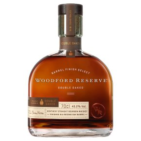 Woodford Reserve Double Oaked Barrel Finish Select
