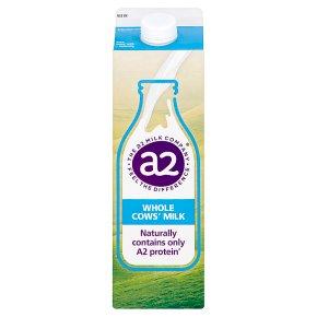 a2 whole fresh milk