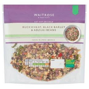 Waitrose Buckwheat, Black Barley & Adzuki Bean