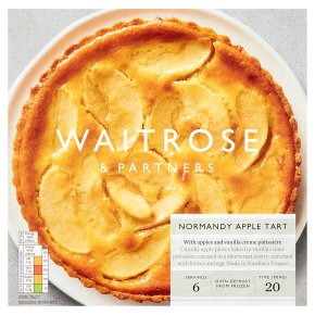 Waitrose Normandy Apple Tart