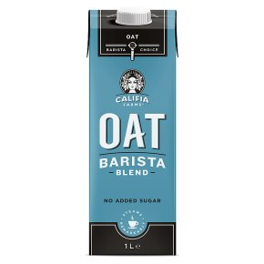 Califia Farms Oat Barista Blend No Added Sugar