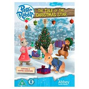 DVD Peter Rabbit Christmas Star