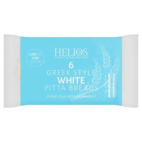 Helios Greek Style White Pittas