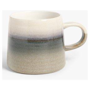 John Lewis Primitive Greige Dip Mug